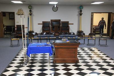 Akdar Lodge #555 Officers' Installation