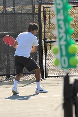 Men's Tennis vs. Lee's McRae