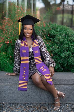 Donyae Kelly P.V Grad Shoot