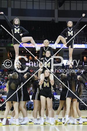 Murray Girls State 2017 - Cheer