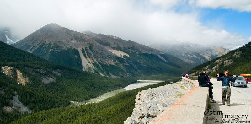ATHABASCA RIVER TO JASPER