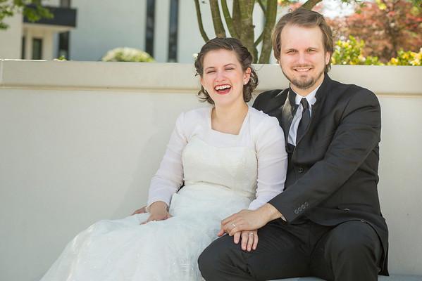 Natalie & Richard - Atlanta, GA LDS Temple