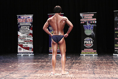 2012 ABA Southern California Natural - Prejudging in San Diego, CA