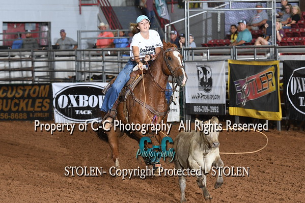 Calf #1 Joe Beaver Labor Day  2019 Glenrose, TX