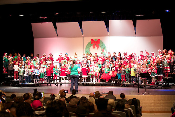 2013 Daulton Elementary First Grade Program