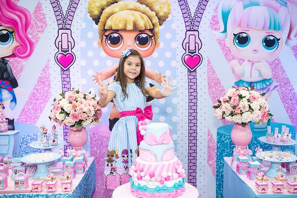 Aniversário 7 anos Ana Beatriz - LOL