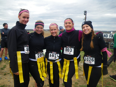 Mud Dog Run 2012 - November 3, 2012