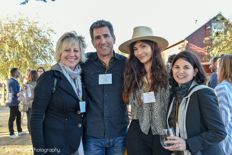 Helen Russel, Paul Coletta, Julia Jackson and Jennifer Bushman