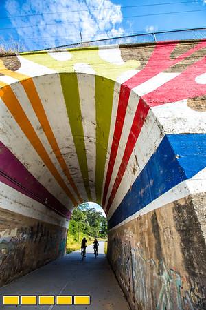 Beltline Westside - Highball Mural