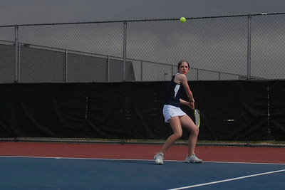 TRHS Girl's Tennis '08 (vs Chaparral)
