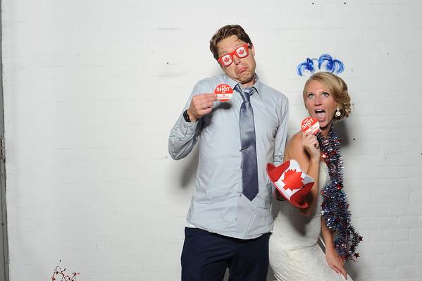 Amy & Luke Photobooth