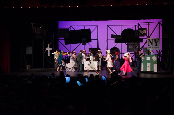 Guys and Dolls Friday Performance
