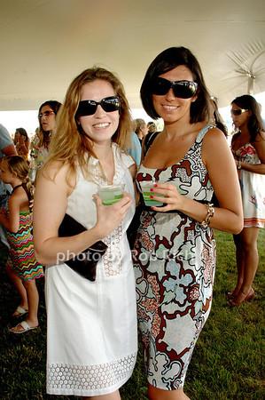 Michelle Marinis and Monique Masghati