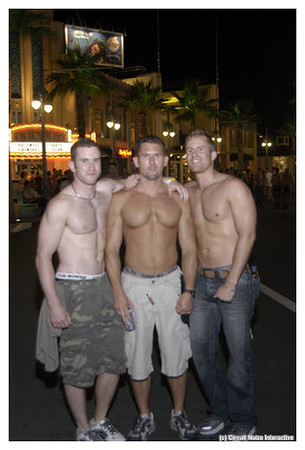 Gay Day Disney - Orlando, FL\Russ Youngblood\MGM-Hollywood Party