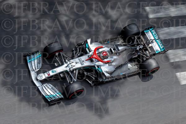 Formula 1 - Monaco Grand Prix 2019