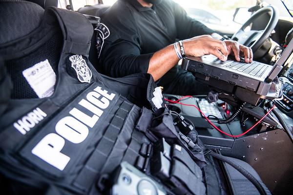 M21082- Sergeant Terrance Horn, Fort Worth Police Department, TAB Criminal Justice Program