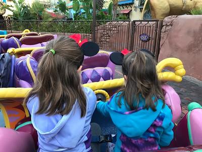 Disney Trip with D & J (Jan 2018)