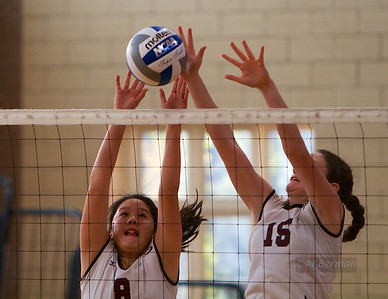 Scarsdale Volleyball 10/26/13