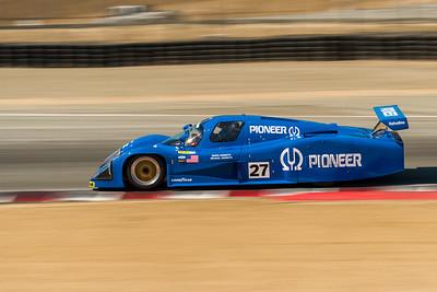 Pre-Rolex Monterey Motorsports Reunion 2018