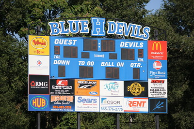 Oliver Springs High School Football
