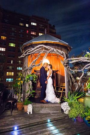 annie + alex wedding