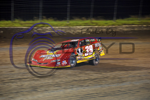 Lucas Oil Late Model Dirt Series Saturday Feature