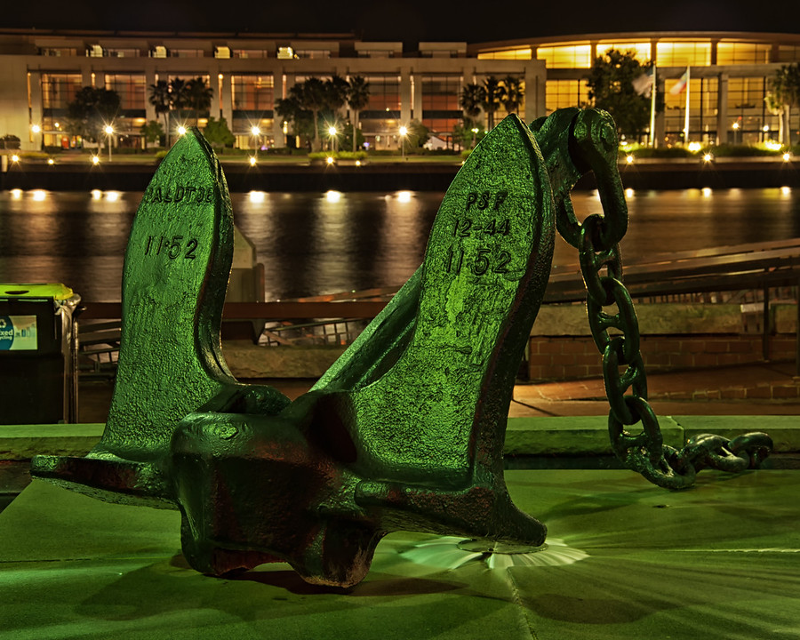 The Anchor Monument