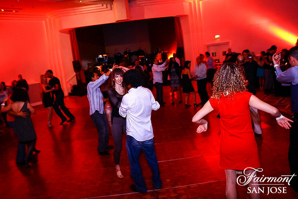 2/8 [Copa Cabana Event@The Fairmont]