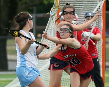 Dracut vs Central Catholic lacrosse 053121