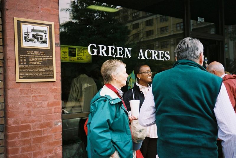 Green Acres Diner, Birmingham - Bob Durkee