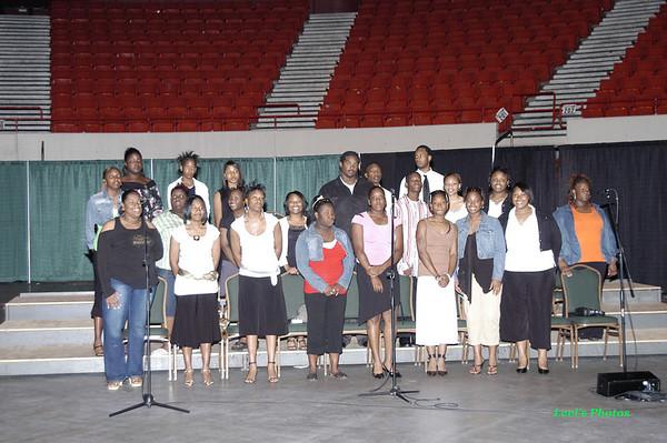 NEA 2006 Graduation