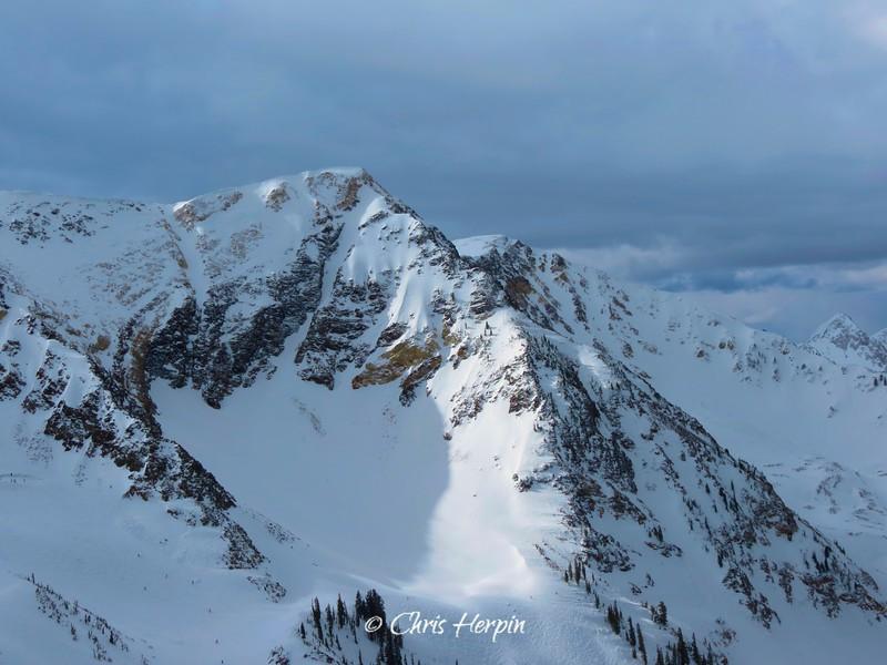 Red Stack Mountain - Snowbird, Utah