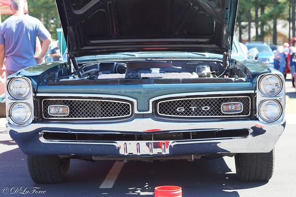 Will McGary Scholarship Fund Car show
