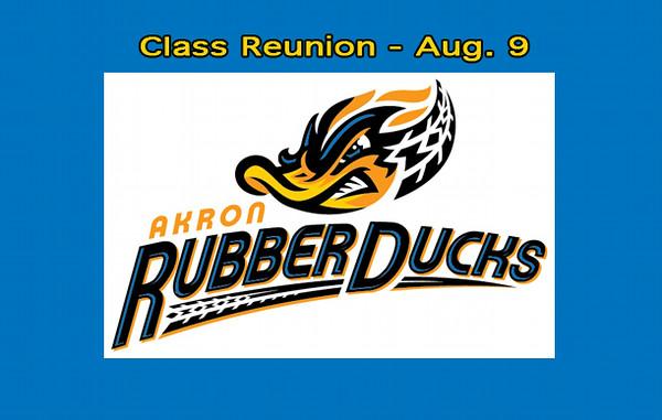 Class Reunion - August 9