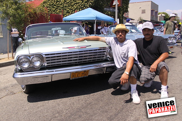 2009. July 18th.  1st Annual Venice Beach Rides for the Community Car and Motorcycle Show