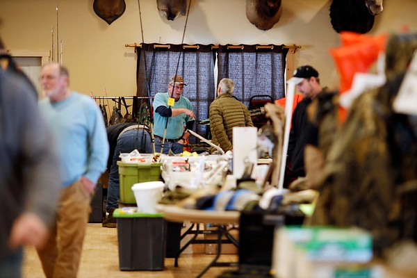 Hunting and Fishing Swap Meet-020820