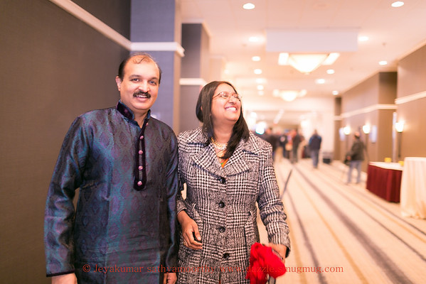 Santhi-Suresh 25th wedding Anniversary