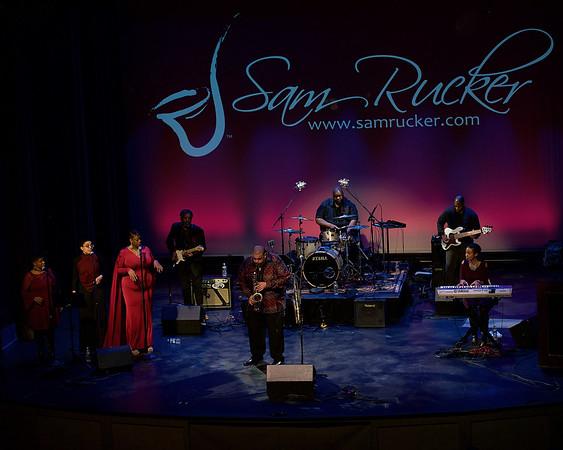 Sam Rucker Concert