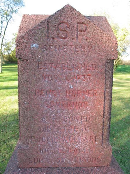 Illinois State Prison Cemetery