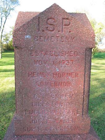 Illinois State Prison Cemetery, Crest Hill