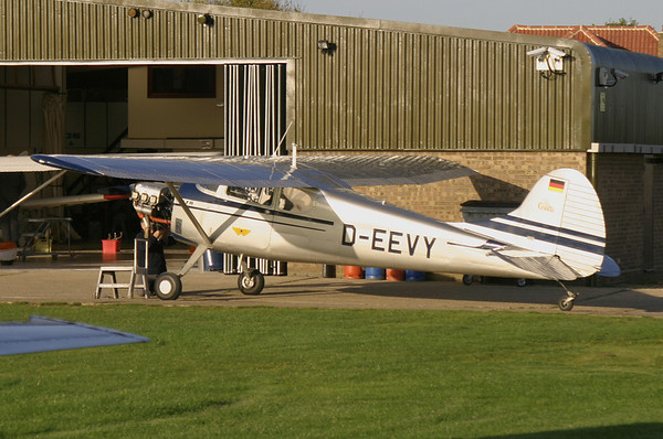 Meppershall Airfield In 2007