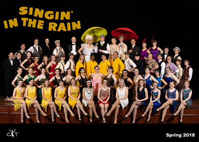 Singin In The Rain Portraits