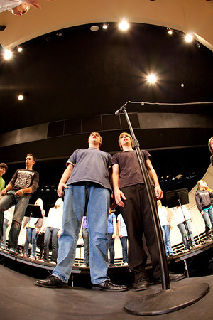 Bands & Choral Groups