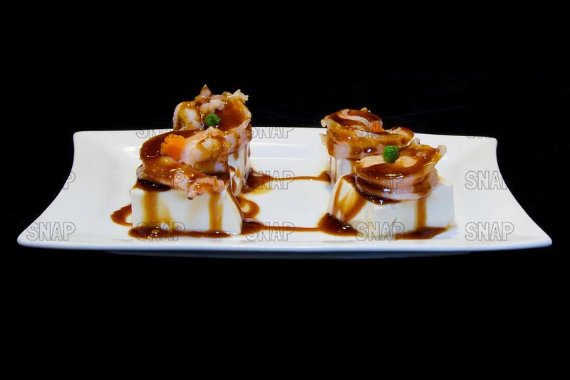 Tofu Shrimp Special