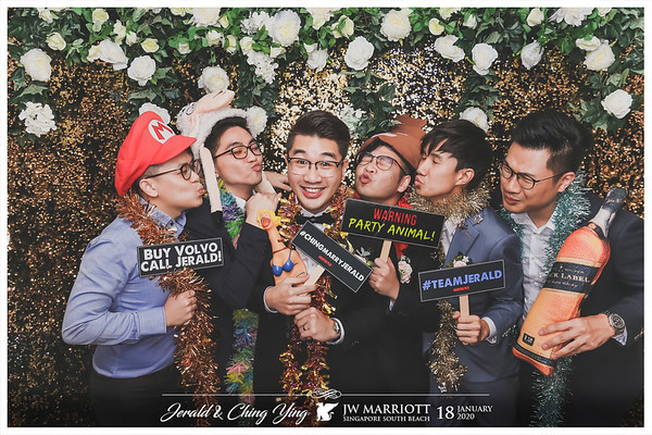 Wedding of Jerald & Ching Ying