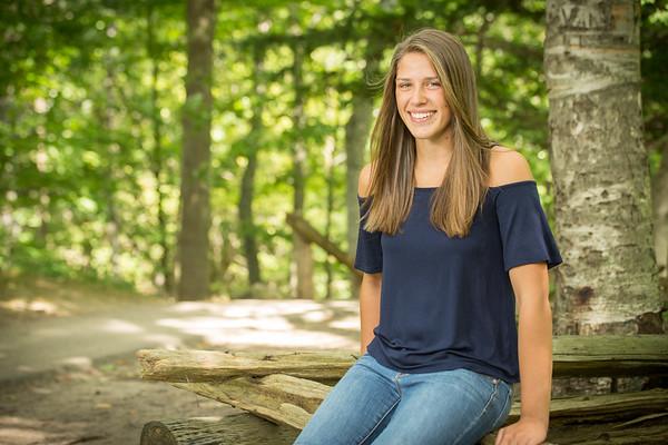 Rachel Senior Portraits 2017