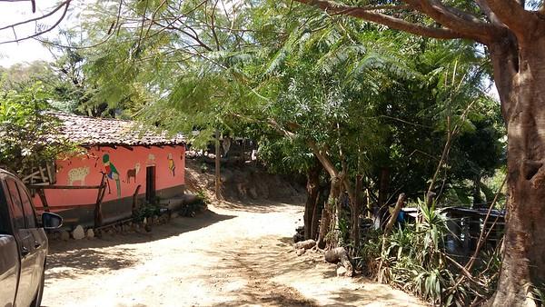 Momotombo, Honduras, 2017