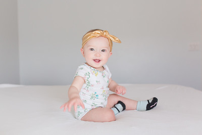 Shabby Flowers - Kinsley 7 Months