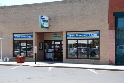 2013 07 11: Bumgardner's Pharmacy, Julesburg CO