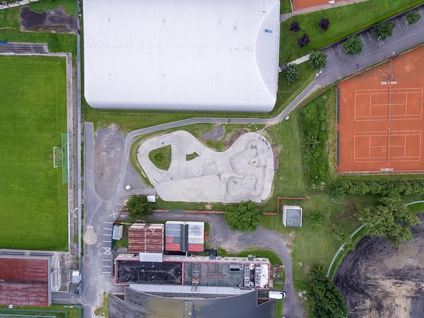 Areál sportovišť